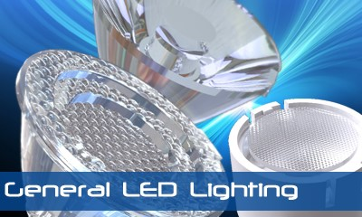 General LED Lighting - Optical Solutions for Power LED Lighting